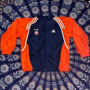 Adidas Red Star Belgrade Serbia Sideline jacket. M